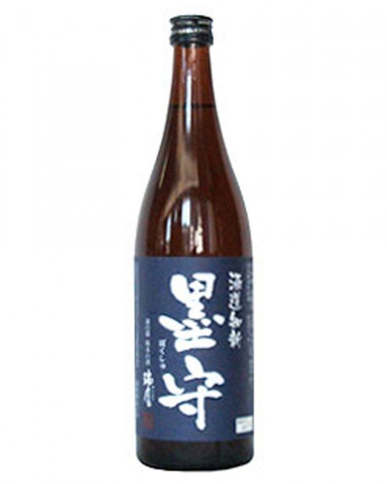【日本酒】 熊本県 瑞鷹 墨守 720ml