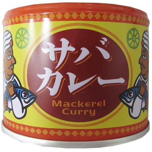 信田缶詰 サバカレー