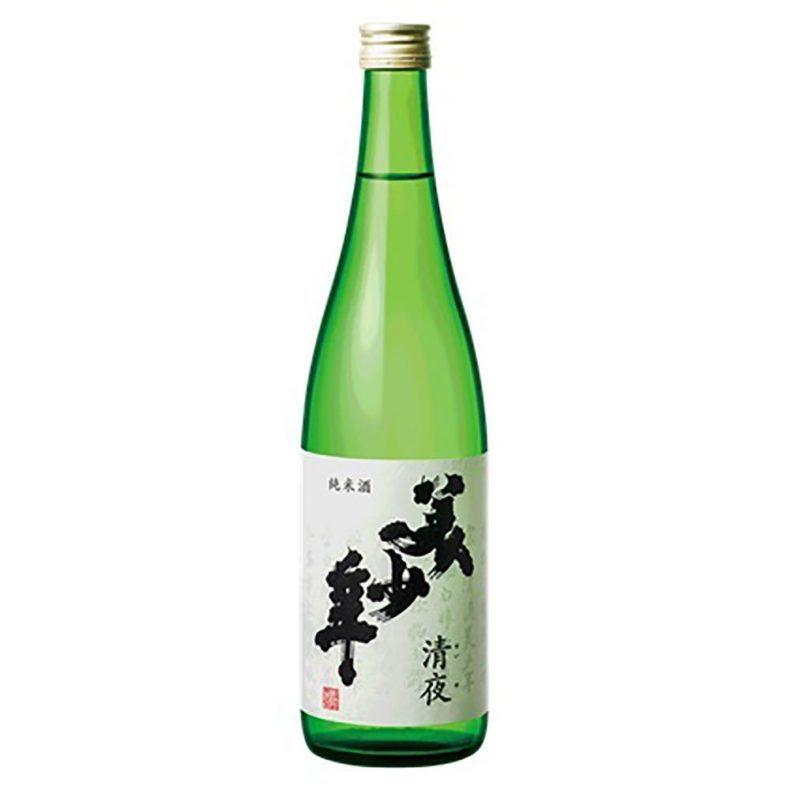 美少年 清夜 瓶 720ml [熊本県]