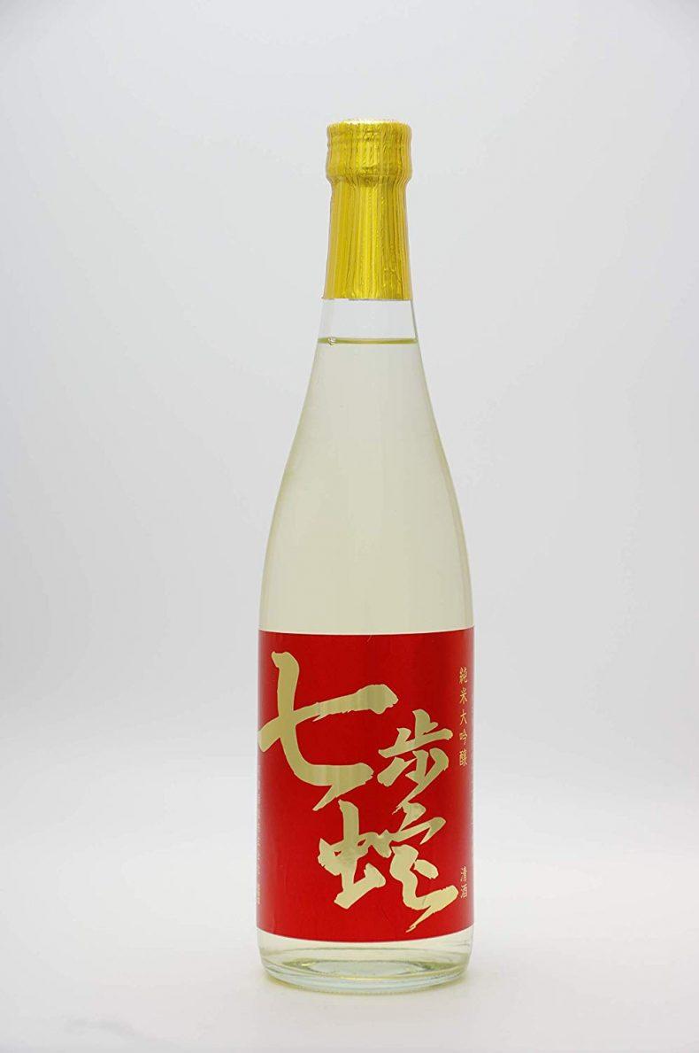 純米大吟醸 七歩蛇(しちほだ) [ 日本酒 熊本県 720ml ]