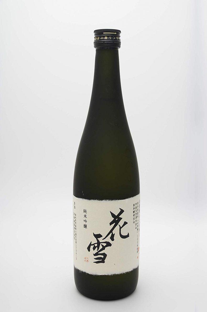 純米吟醸 花雪 [ 日本酒 熊本県 720ml ]