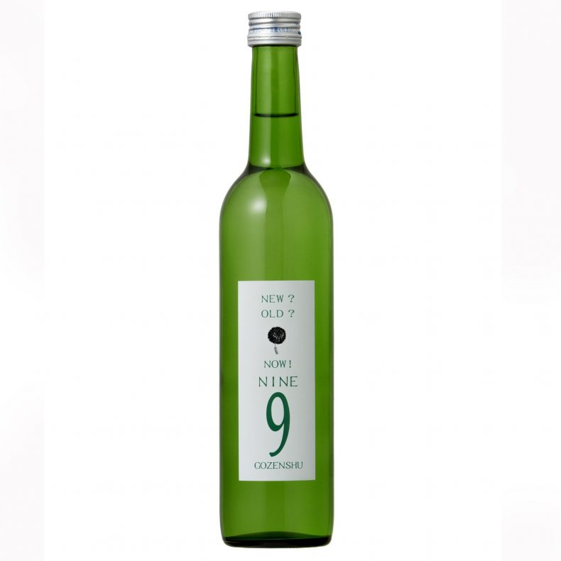 GOZENSHU9(NINE)レギュラーボトル 500ml