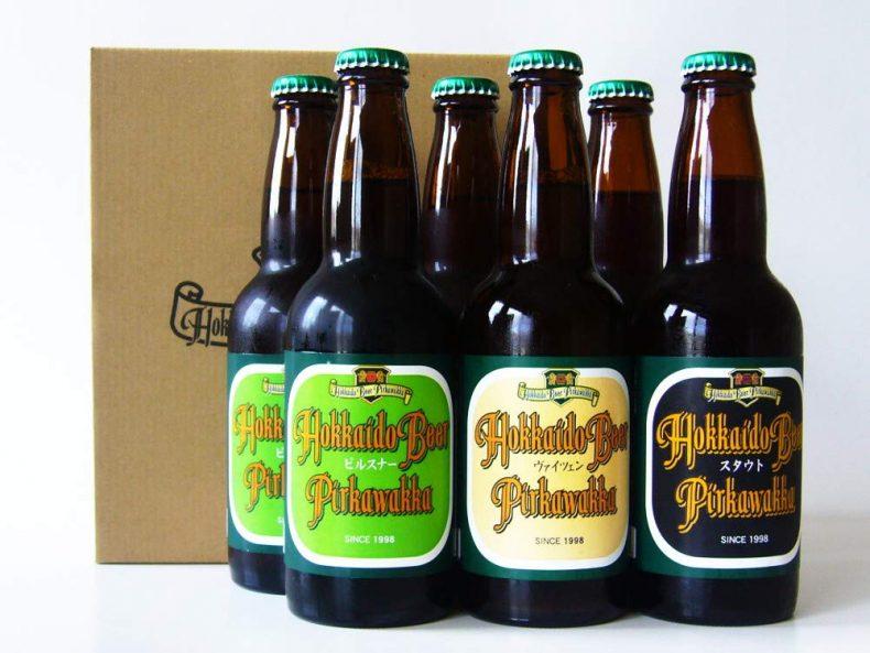 千歳地ビール ピリカワッカ 6本セット