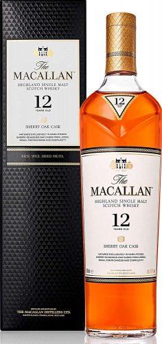 【1位】シングルモルト ウイスキー ザ マッカラン 12年