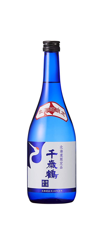 千歳鶴 北海道限定 [ 日本酒 720ml ]