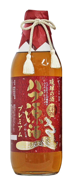 琉球の酒 ハブ源酒 プレミアム [ リキュール 950ml ]