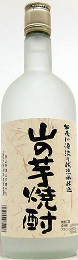 山の芋焼酎(つやま夢みのり)720ml