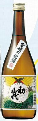 初御代(はつみよ) 本醸造 15度~16度 720ml【雲海酒造】
