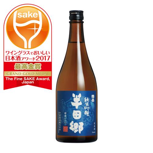 特撰國盛 純米吟醸 半田郷 酵母1801 720ml 日本酒