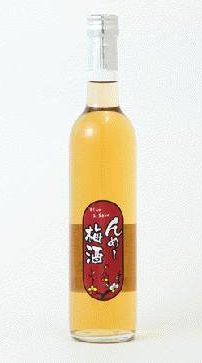 八鶴 んめー梅酒500ml