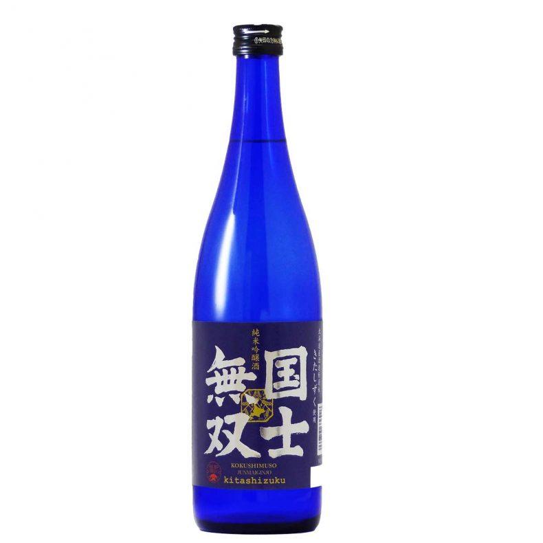 国士無双・高砂酒造株式会社 純米吟醸 国士無双 720ml