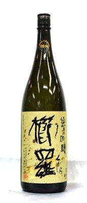 千代 櫛羅 純米吟醸 生詰瓶燗
