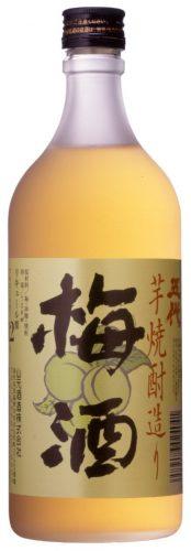 山元酒造 芋焼酎造り五代梅酒 12度 720mL 1本
