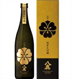 八鹿 純米大吟醸(金) 720ml瓶
