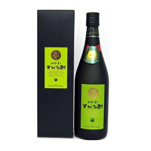 阿波の香り スーパーすだち酎720ml 【日新酒類 】
