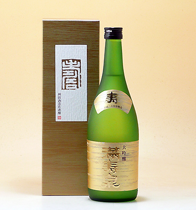 桝田酒造店【富山の地酒】 満寿泉(マスイズミ)大吟醸寿 720ml