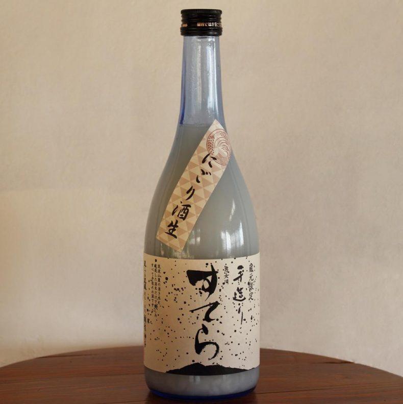 すてら 本生 純米大吟醸 にごり酒原酒