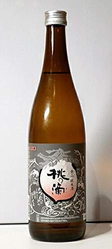 【幻の酒米 愛山の酒】「桃の滴 愛山純米」 720ml