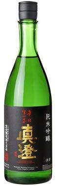 真澄 純米吟醸 辛口生一本 720ml 宮坂醸造