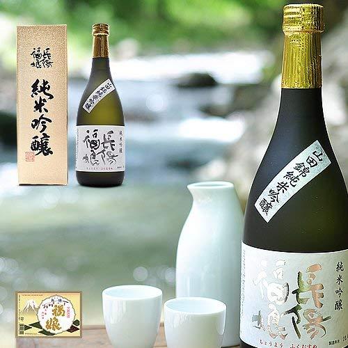 山口県の地酒・岩崎酒造「長陽福娘・山田錦純米吟醸720ml」
