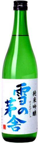 雪の茅舎 純米吟醸酒 720ml