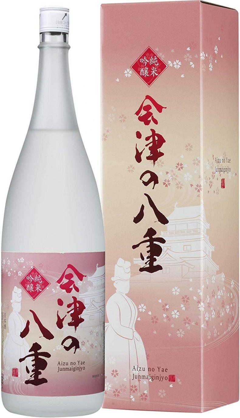 名倉山酒造 純米吟醸 「会津の八重」1800ml