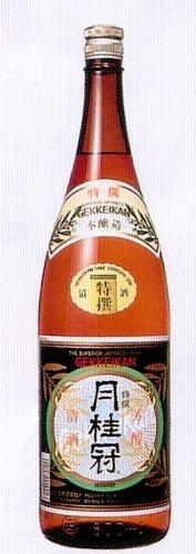 月桂冠 特選 1.8L瓶 1800ml