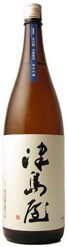 【御代桜酒造さんの限定流通銘柄】津島屋 純米吟醸 信州産美山錦 瓶囲い 1.8L