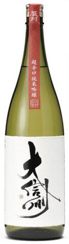 大信州酒造 超辛口純米吟醸 1.8L