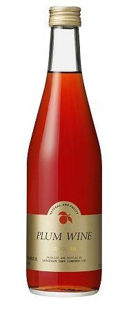 月桂冠 プラムワイン 500mL 1本