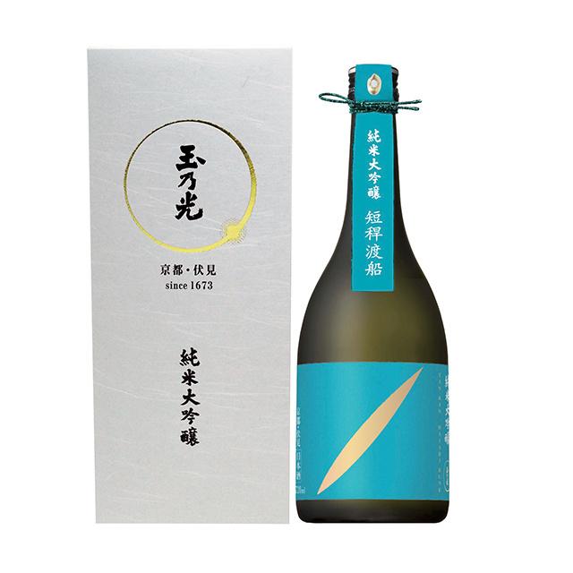 清酒 玉乃光 純米大吟醸 短稈渡船 720ml
