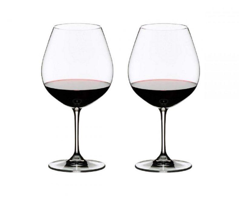 リーデル 赤ワイン グラス ペアセット ヴィノム ピノ・ノワール 6416/07