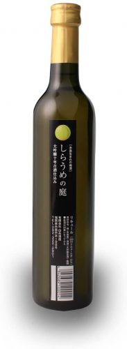 しらうめの庭 500ml 「白糸酒造/福岡」