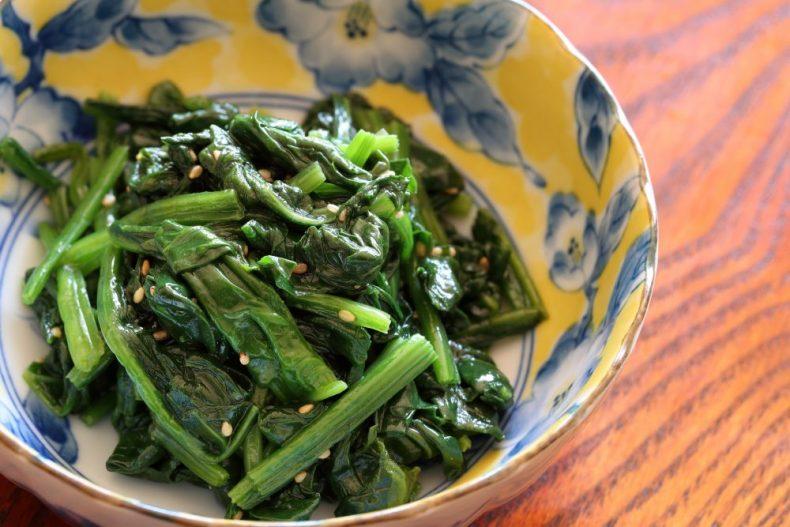 ほうれん草で作る万能レシピがお酒にピッタリ!今食べたい料理4選!