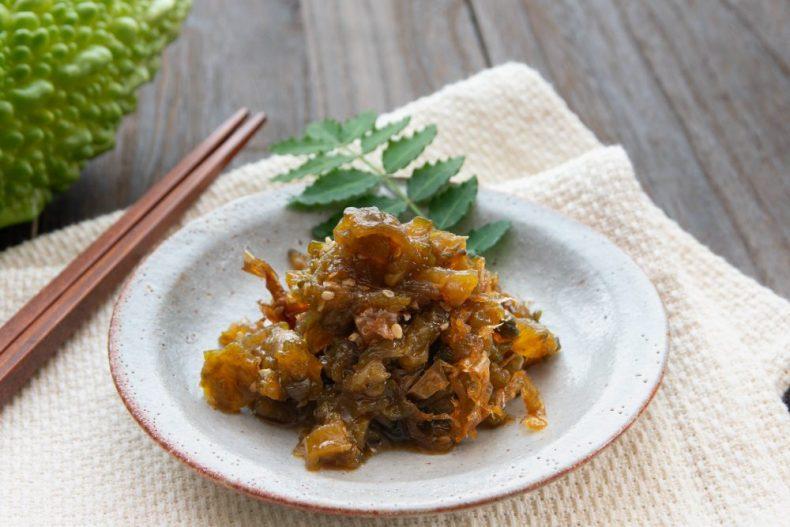 沖縄では鉄板!ゴーヤの佃煮が酒に合う!作り置きOK簡単レシピ3選